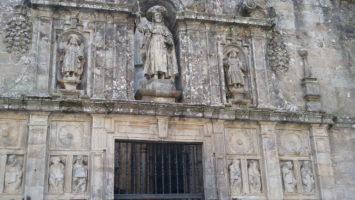 Porta Santa di Santiago de Compostela