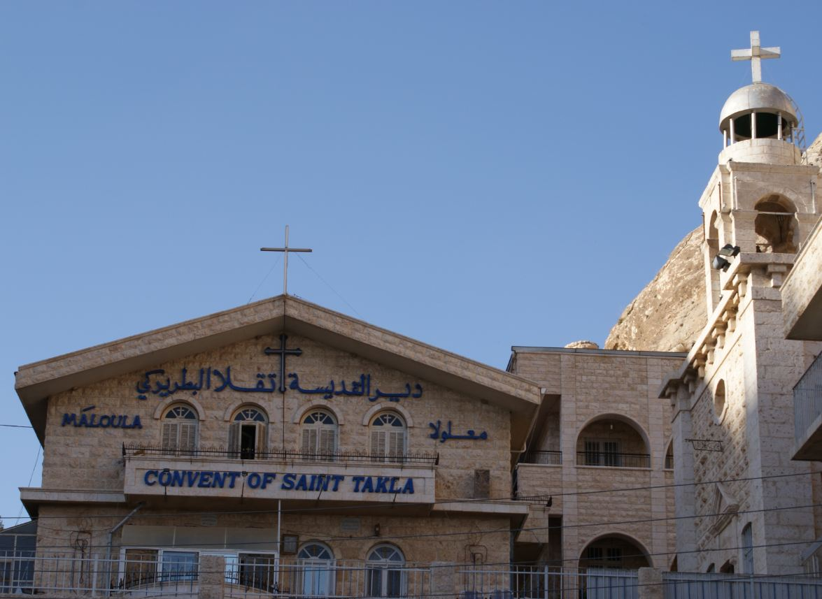Monastero di Santa Tecla - Siria