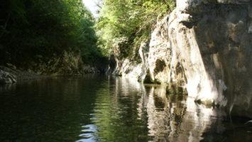 Gole del Calore - Felitto (Salerno)