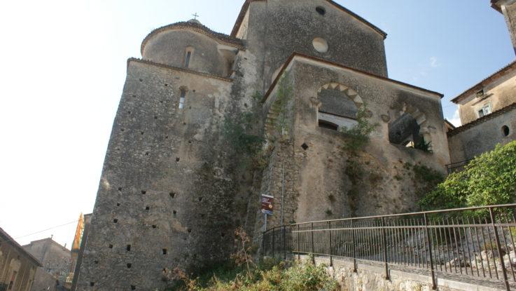 Felitto (Sa) Chiesa S.Maria dell'Assunta