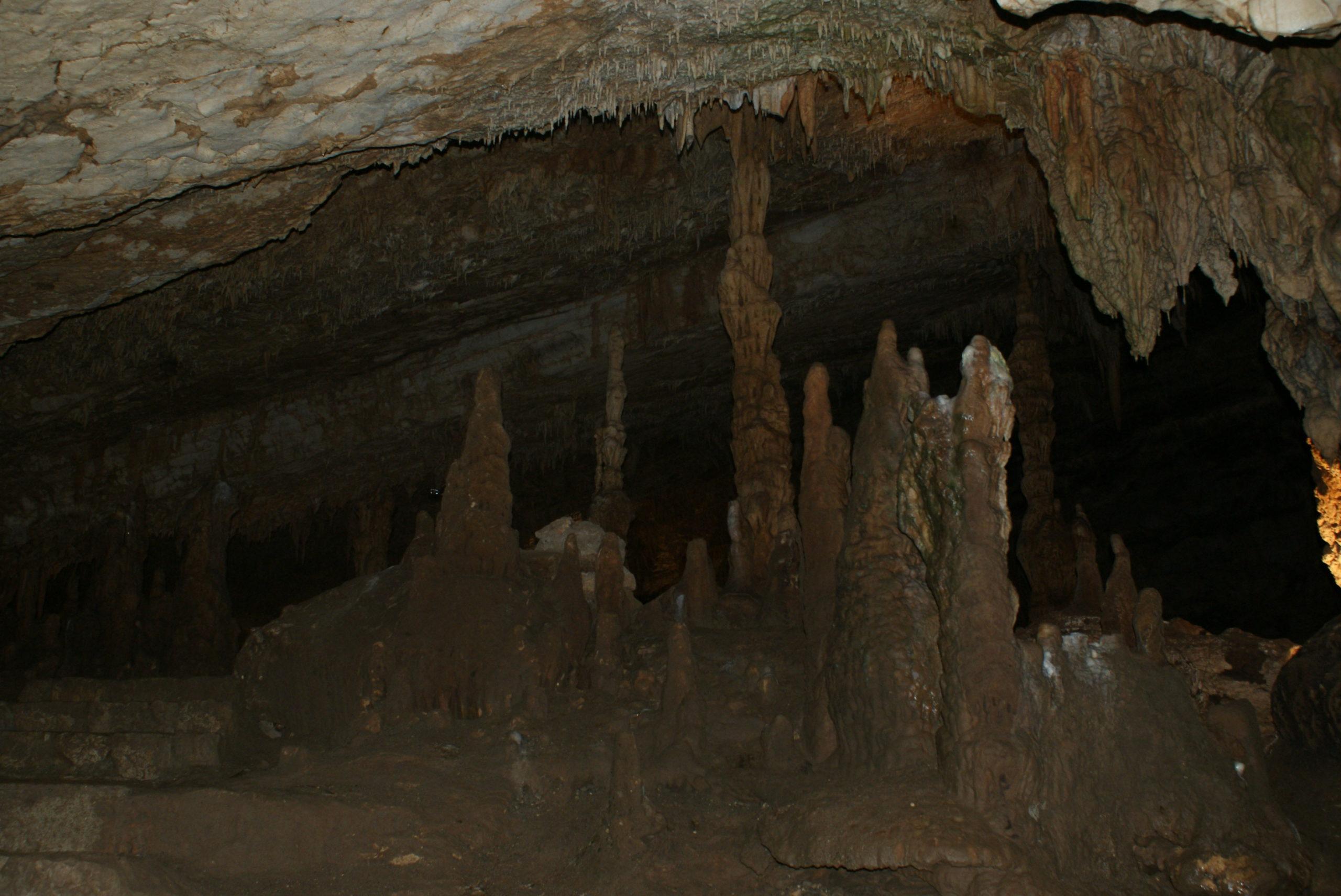 Grotte di Castelcivita (Salerno)