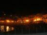 Cetara (Sa) - Veduta notturna della spiaggia
