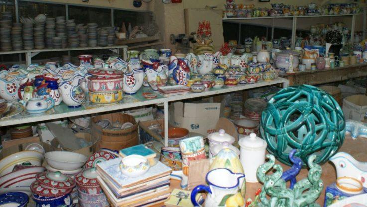 Ceramica di Vietri sul Mare (Salerno)