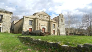 Chiesa San Nicola di Bari - Cilento - Roscigno Vecchia