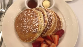 Pancakes a New York