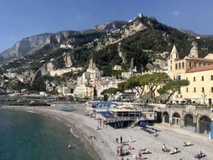 Spiaggia di Amalfi