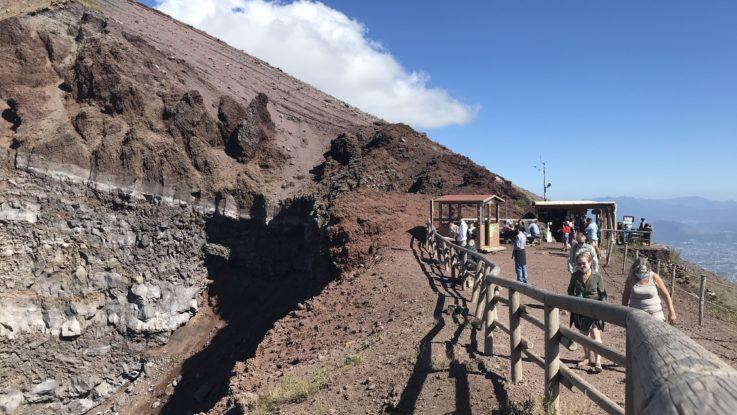 La bocca del vulcano