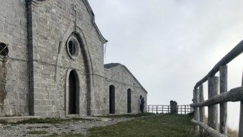 Il santuario di Pizzo San Michele