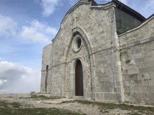 Il santuario - Pizzo San Michele