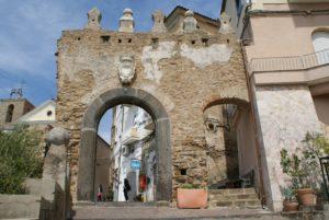 L'ingresso del Borgo - Agropoli