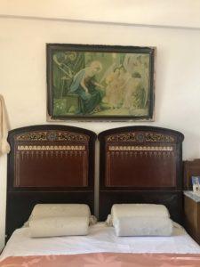 La camera da letto della Famiglia Sumerano